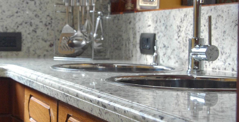 Stone control for Mesada granito blanco