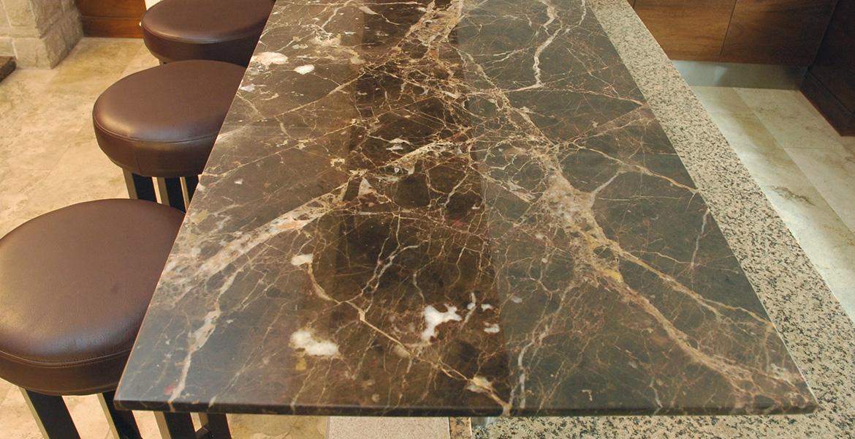 Mesas de travertino mesas de m rmol stone control - Mesas de centro marmol ...